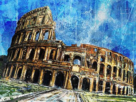 Colosseo by Andrea Gatti