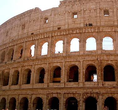 Colosseum3 by Aleksandra Savova