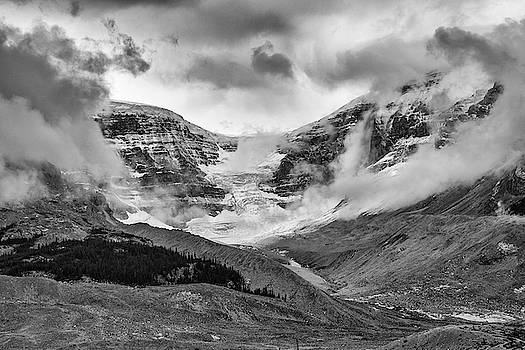 Columbia Icefield by Eunice Gibb