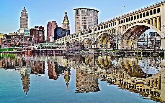 Frozen in Time Fine Art Photography - Come to Cleveland and Enjoy