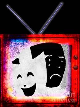 Comedy/Tragedy by Alejandra Flores