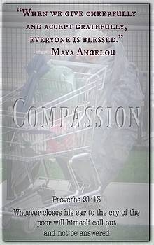 Compassion 91117 by David Norman
