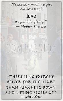 Compassion 91119 by David Norman