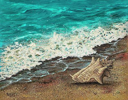 Darice Machel McGuire - Conch Shell