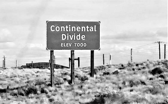 Continental Divide by Peggy Leyva Conley
