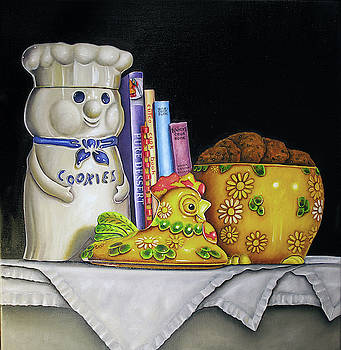 Cookies by Vic Vicini