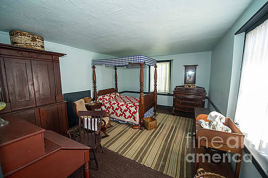Cook's Tavern - Bedroom - 1 by Robert McAlpine