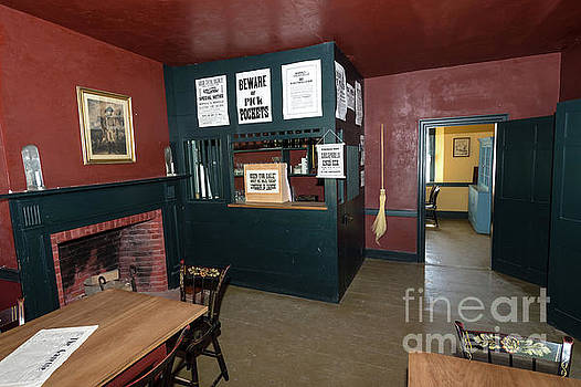 Cook's Tavern - Pub Room by Robert McAlpine