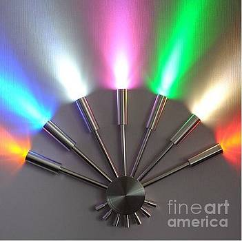 Cool/hot Lighting Great sconce color wheel Wall Light Cool Lighting Cool Wall Lights by Kasey Jones