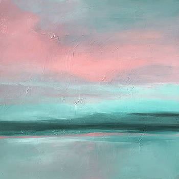 Coral Skies by Filomena Booth
