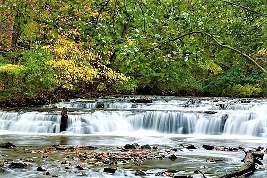 Corbetts Falls, Brighton, NY by Gerald Salamone