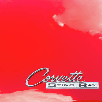 Sharon Popek - Corvette Stingray Emblem