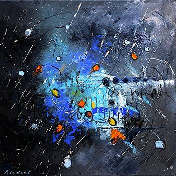 Cosmic rain by Pol Ledent