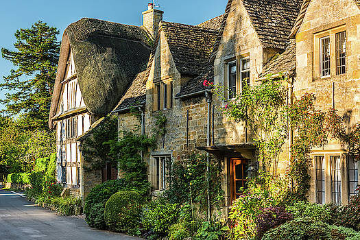 David Ross - Cotswold cottages, Stanton, Gloucestershire