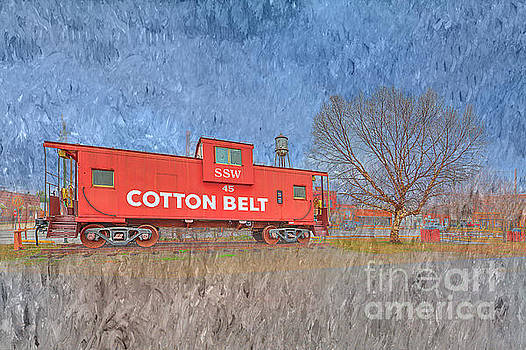 Larry Braun - Cotton Belt Caboose