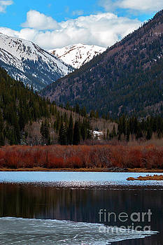 Steve Krull - Cottonwood Lake and Cottonwood Creek