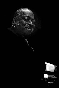Count Basie by Tom Kiebzak