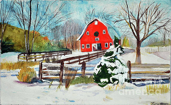 Country Christmas by Lori Moon