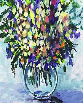 Irina Sztukowski - Country Flowers Bouquet Floral Impressionism