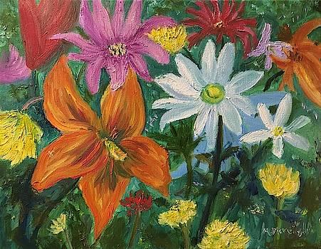 Country Garden by Marita McVeigh