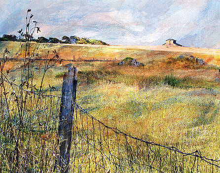 Country Morning by Jeanne Gadol