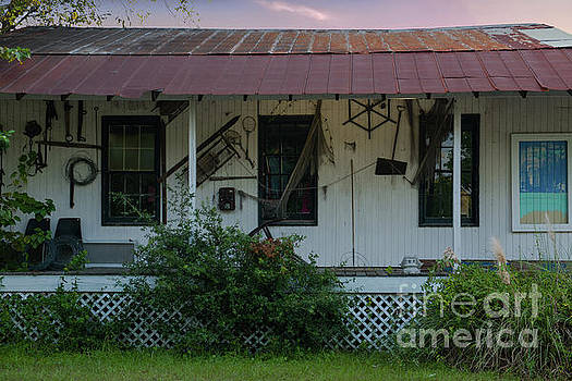 Country Porch by Dale Powell
