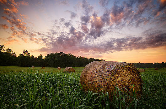 Country Sunrise by Mark Guinn