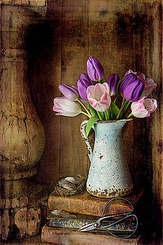 Country Tulip by Cindi Ressler