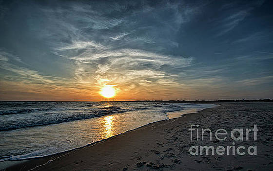 Cove Sunset by Diane LaPreta