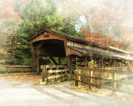Rosette Doyle - Covered Bridge Lanterman