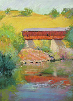 Covered Bridge by Rhett Regina Owings