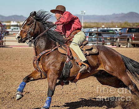 Cowboy Shooter by Jon Vemo