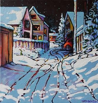 Cozy Winter Night by Catherine Robertson