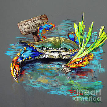 Crab Shack by Dianne Parks