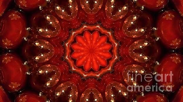 Cranberry Star by Angela Stafford