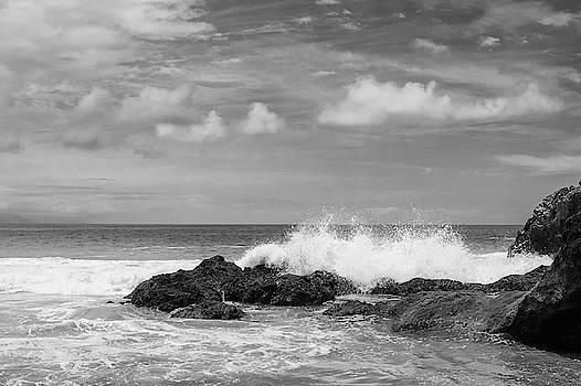 Crashing Waves by Stephanie McDowell