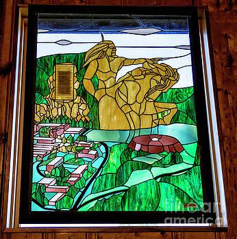 Crazy Horse Window by Carol Bilodeau