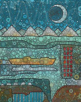 Crescent Lake by Daniel McPheeters