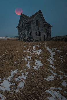 Crooked Moon by Aaron J Groen