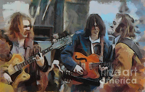 Crosby, Stills, Nash and Young  collection - 1 by Sergey Lukashin