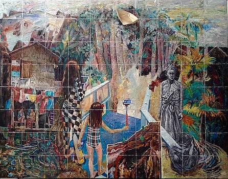 Crossing by Edwin Jumalon