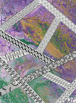 Crossroads by Bev Donohoe