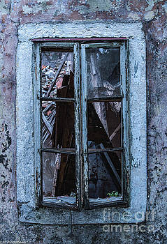 Crushed And Broken by Mitch Shindelbower