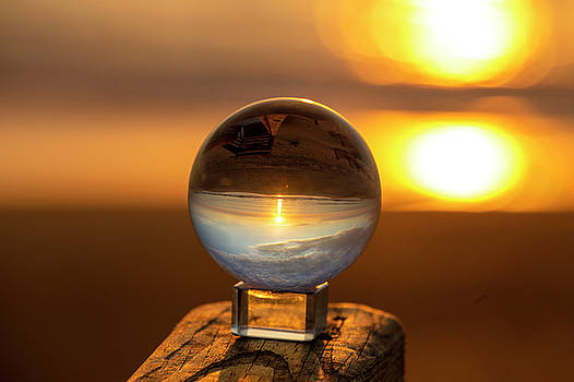 Crystal Ball 17 by David Stasiak