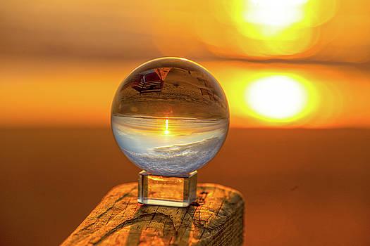 Crystal Ball 18 by David Stasiak