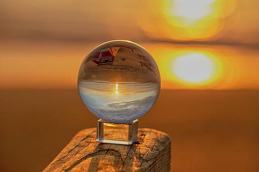Crystal Ball 19 by David Stasiak