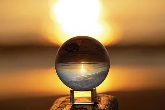 Crystal Ball 20 by David Stasiak