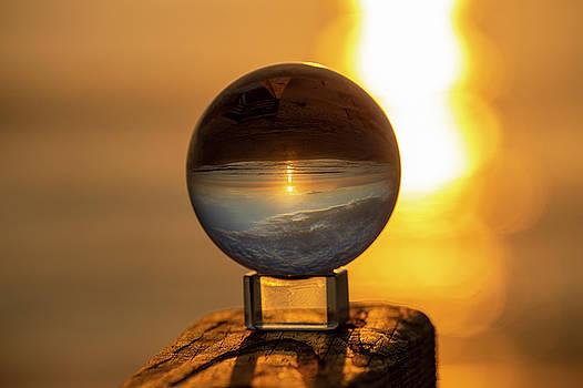 Crystal Ball 21 by David Stasiak