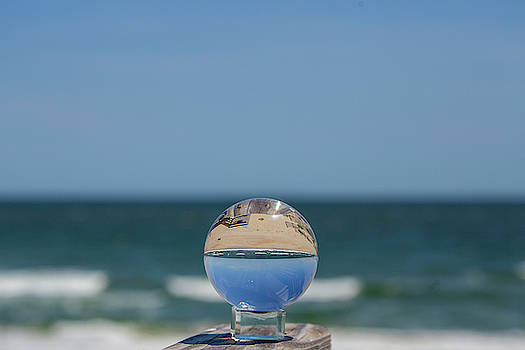 Crystal Ball 23 by David Stasiak