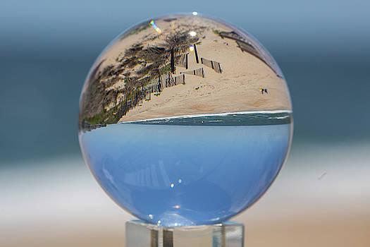 Crystal Ball 26 by David Stasiak